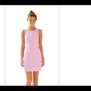 HP #7 🎉Lily Pultizer pink/white stripes Sz small